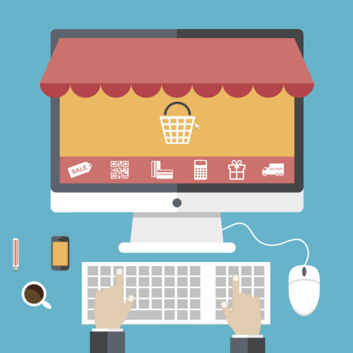 Designing E-commerce Website - DesartLab