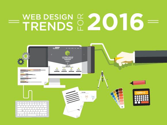 Web Design Trends 2016 Web Design Articles Desartlab