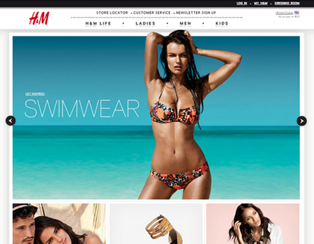 Best Fashion Website Design Solutions to Make a Statement - DesArt Lab