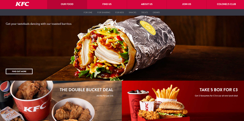 7 Tips For Designing Great Food And Restaurant Websites